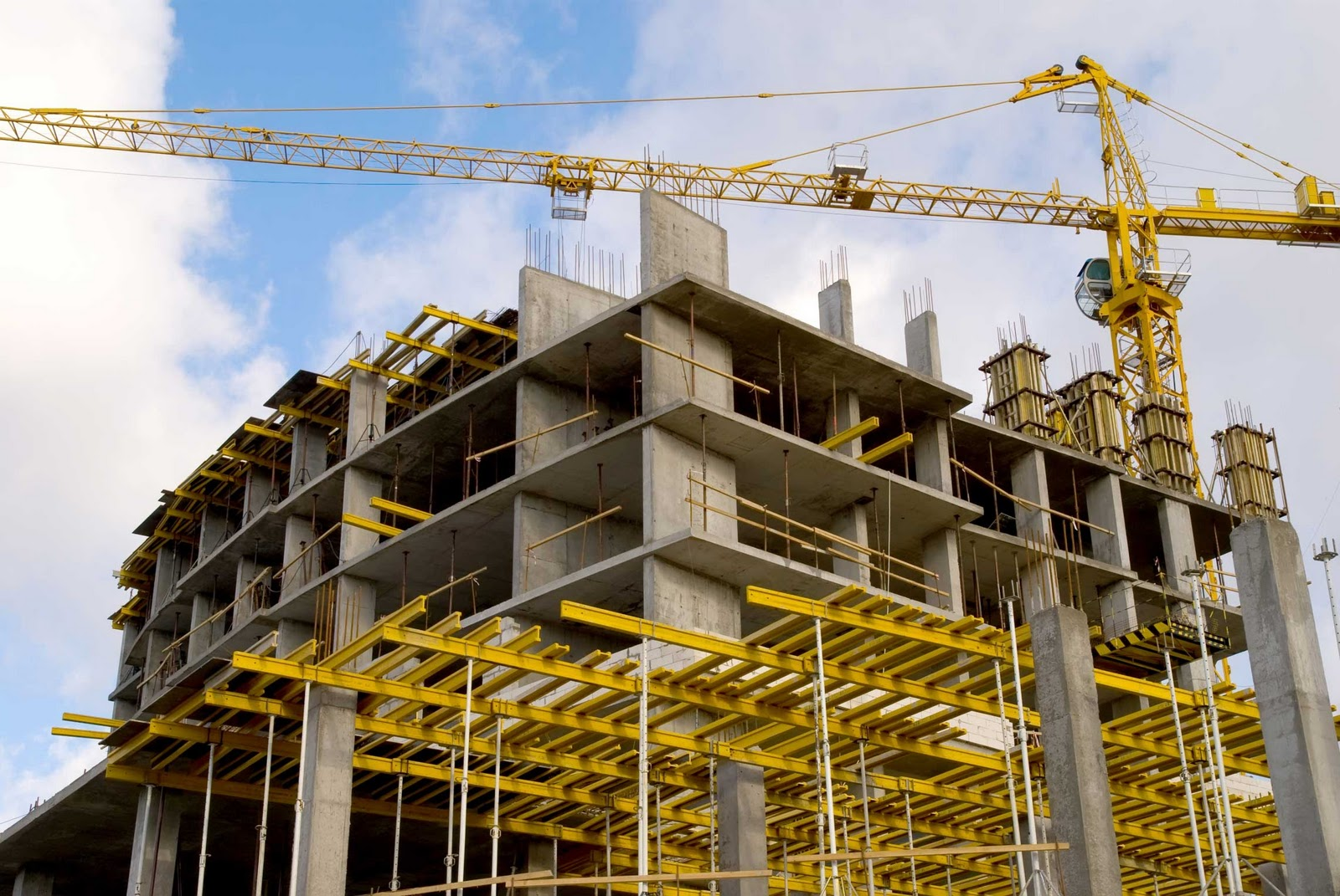 Les previsions apunten a un creixement del sector de la construcció del 3'2% al 2017